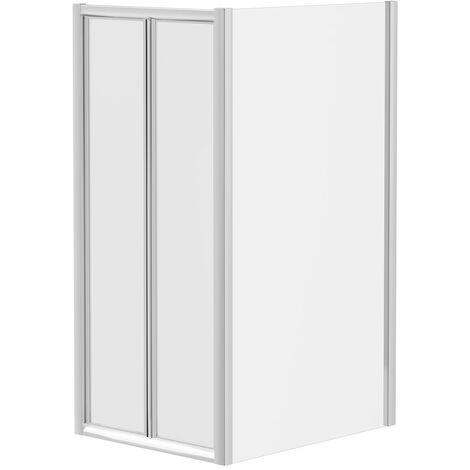 Series 6 900mm x 1000mm Bi Fold Door Shower Enclosure