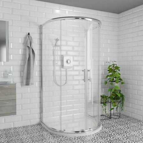 Series 6 - D Shape Enclosure 1050mm x 925mm