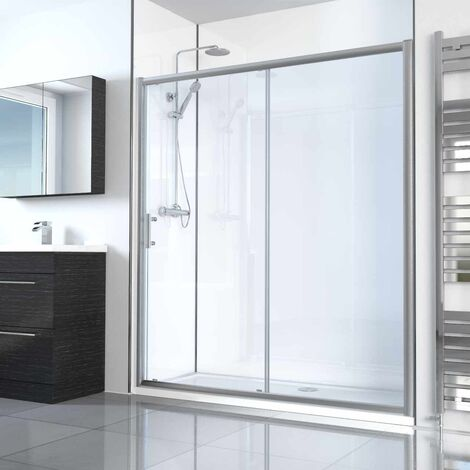Series 6 Sliding Shower Door 1700