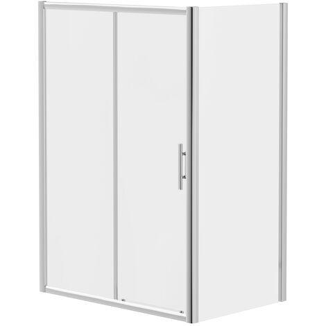 Series 8 Plus 1400 x 800 Sliding Door Enclosure