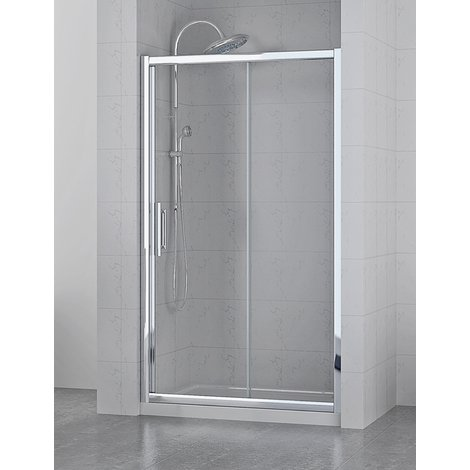 Series 8 Plus Sliding Shower Door 1400