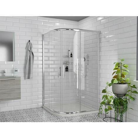 Series 8 Quadrant Shower Enclosure 1000