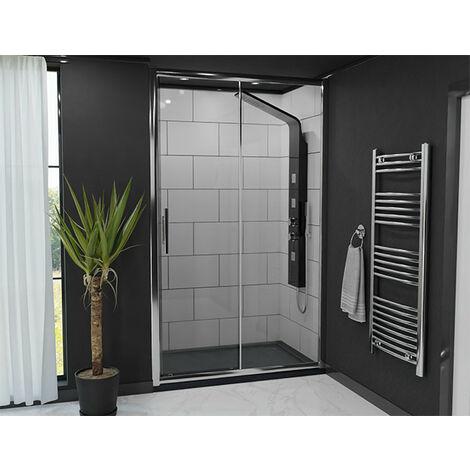 Series 8 Sliding Shower Door 1000