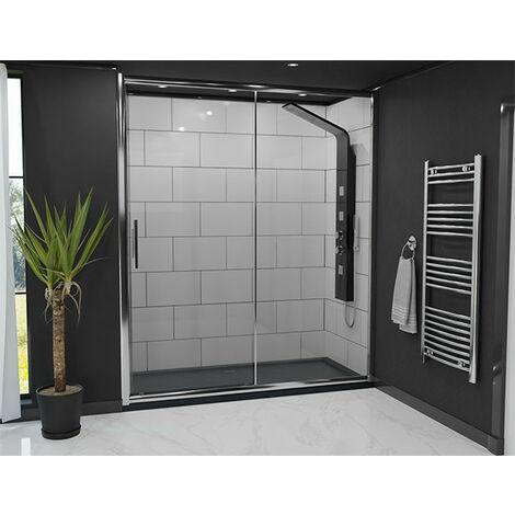 Series 8 Sliding Shower Door 1400