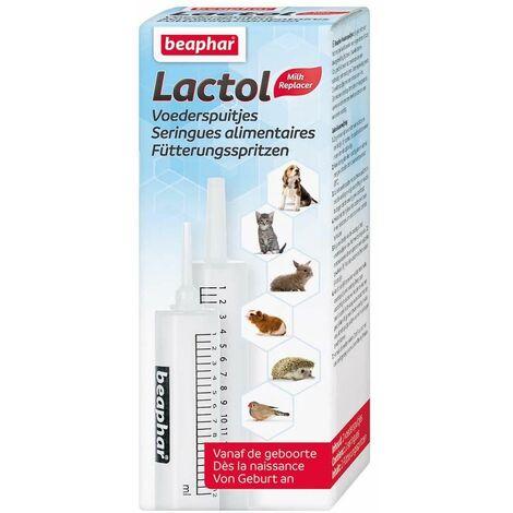 Seringues alimentaires - 2 seringues de 14 ml - lactol
