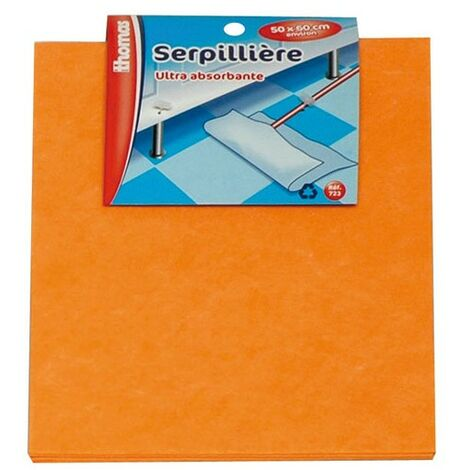 SERPILLIERE ULTRA ABSORBANTE (Vendu par 1)