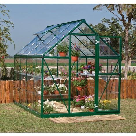 Serra HARMONY 6x8 Green dim 1,85x2,50 Palram