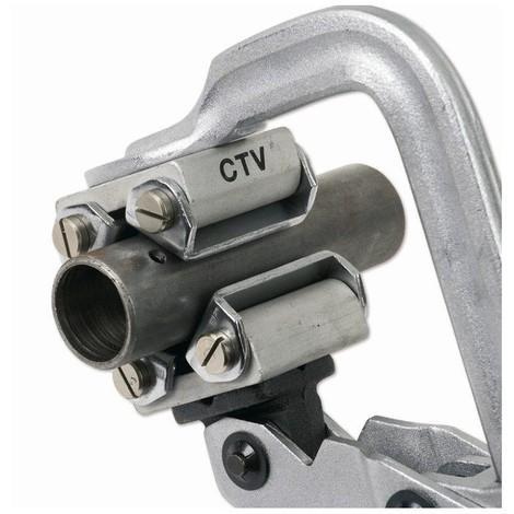Serrage de tubes pour serre joint acier TRS PIHER 30417