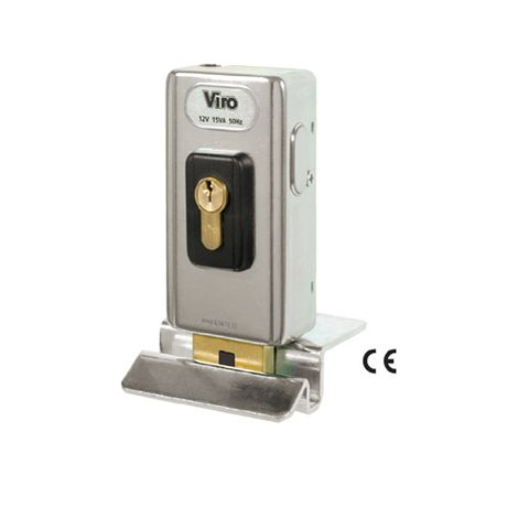Elettroserratura verticale alimentazione 230 V BFT EBP P123001 00001 automazione