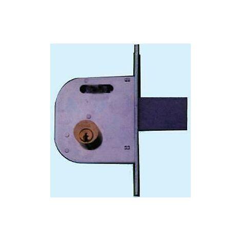 Iseo art 401 serratura per portone porta portoncino entrata 60 mm per legn