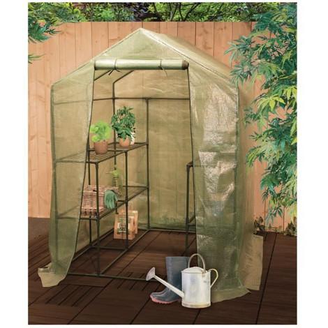 Complementos para un invernadero de jardín