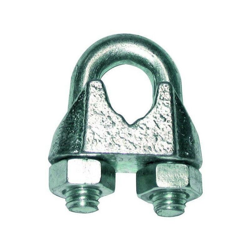 Levac - Serre-câble à étrier - Ø mm: 12