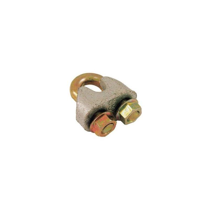 Websilor - Serre-câble à étrier solide - Diamètre câble : 10mm