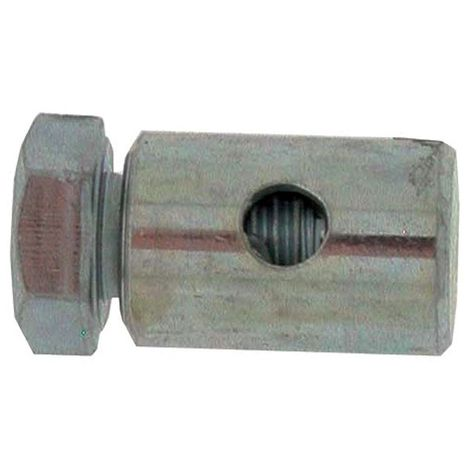 5mm 6mm 4mm 10mm G/én/érique Ferrules De C/âble De C/âble dacier en Aluminium DE 10 Pi/èces Sertissant des Douilles De Boucle 3mm 8mm