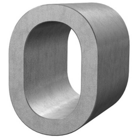 Serre-câbles dörner + helmer 174504 4 mm aluminium 100 pc(s)