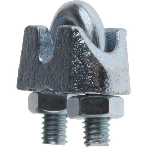 Serre-câbles en Acier inoxydable, 8mm