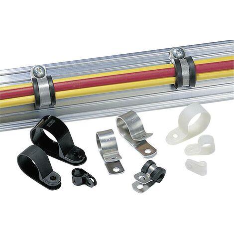 Serre-câbles en aluminium Q007261