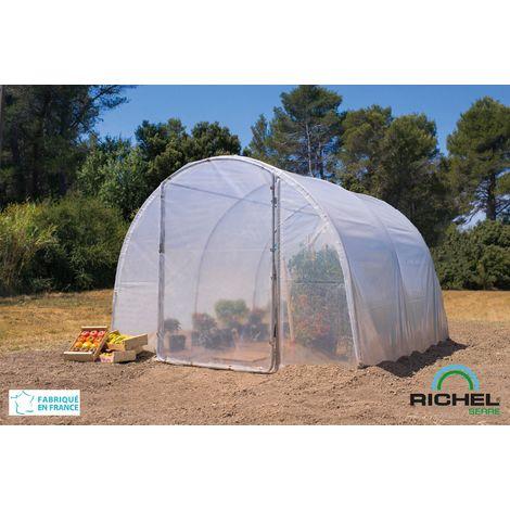 Serre de jardin 3m x 3m Nouvelle Version - RICHEL