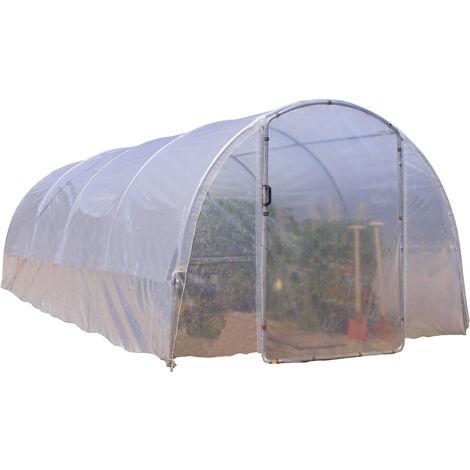 Serre de jardin 3m x 6m - RICHEL