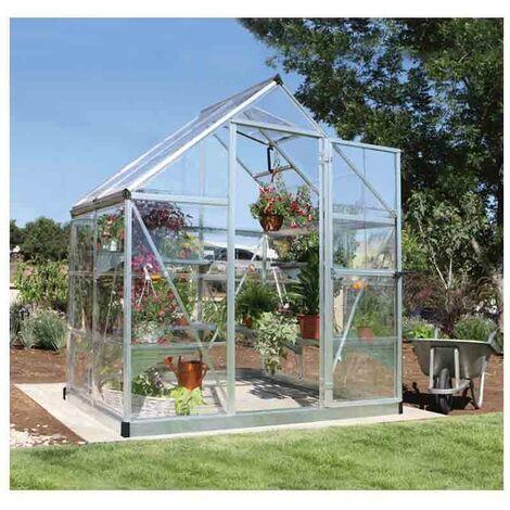 Serre de jardin en polycarbonate Harmony  2,33 m²