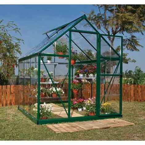 Serre de jardin en polycarbonate Harmony  3,44 m²