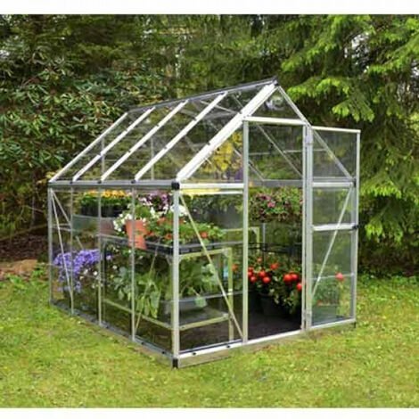 Serre de jardin en polycarbonate Harmony 4,57 m²