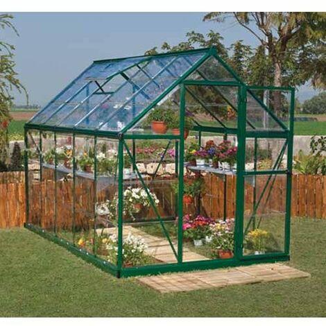 Serre de jardin en polycarbonate Harmony  5,66 m²