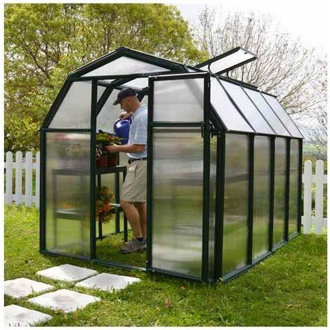 Serre de jardin en polycarbonate Rion Eco Grow 5,36 m²