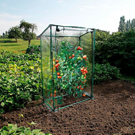 Serre de jardin - H150 x 100 x 50 cm