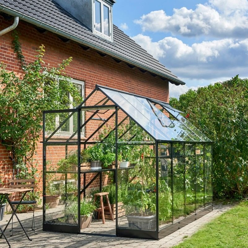 Serre de jardin Qube 610 - 6.40 m²