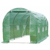 Serre de jardin | Tunnel serre de jardin | Idéale pour faire pousser et protéger vos plantes en toutes saisons