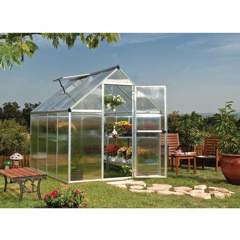 Invernadero de jardin
