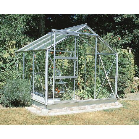 Serre en verre trempé 3 mm ACD - DE 4,8 m² A 10 m²