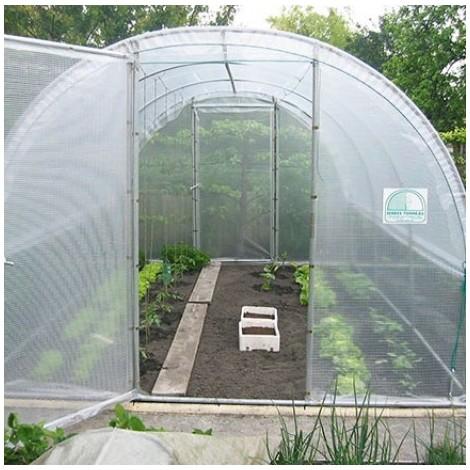 Serre /à tomates 1 x 0,50 x 1m bache PVC
