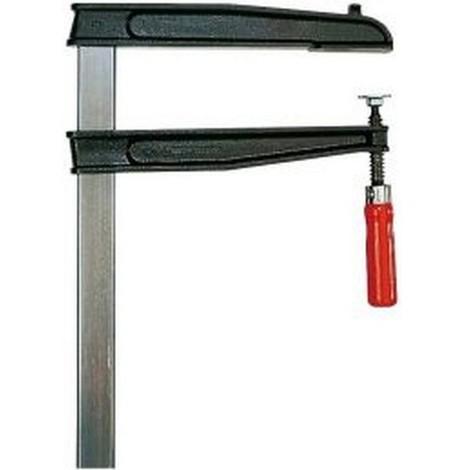 Serre-joint à grande portée TGNT, Capacité de serrage : 1000 mm, Portée 300 mm, Glissière 45 x 12 mm