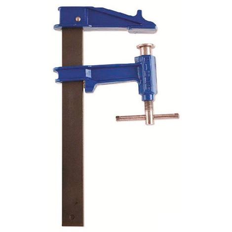 Serre-joint à pompe 35 x 8 mm x L. 25 cm de type F - 04025 - Piher - -