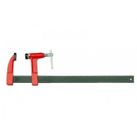 Serre-joint à pompe LA10 - BESSEY - serrage 400 mm - saillie 100 - LA40/10