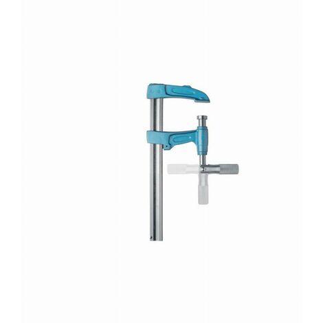 Serre-joint à pompe manche articulé Super Extra 40 cm URKO - section 40 x 10 mm - Saillie 125 mm - 1516040