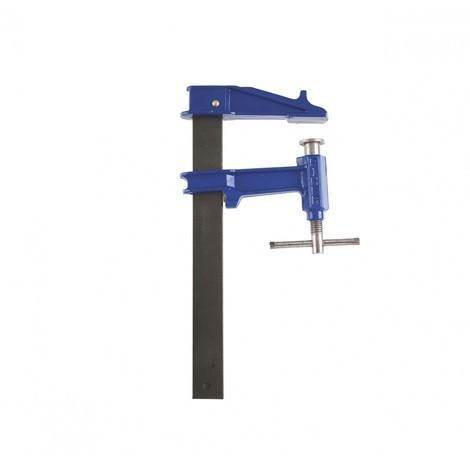Serre-joint à pompe PIHER modèle E - Tige 30 x 8 mm - plusieurs modèles disponibles