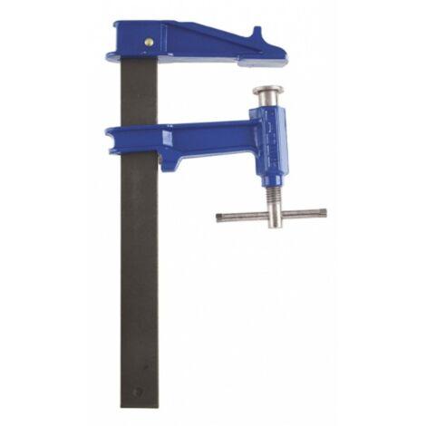 Serre-joint à pompe PIHER modèle F - Tige 35 x 8 mm - plusieurs modèles disponibles