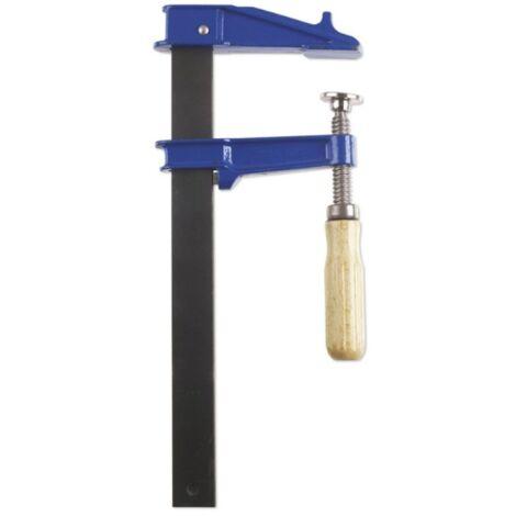 Serre-joint à pompe PIHER modèle R - Tige 40 x 10 mm - plusieurs modèles disponibles