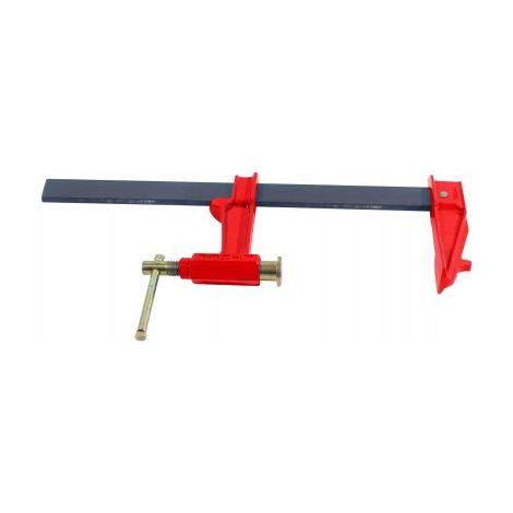 Serre-joint à pompe, saillie 120 mm, ouverture 40 cm TALIAPLAST