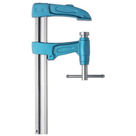 Serre-joint à pompe SUPER EXTRA 120 cm section 40 x 10 mm saillie de 125 mm - 1528120 - Urko