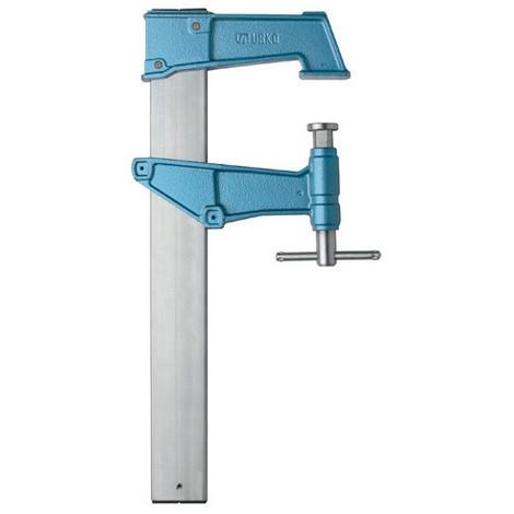 Serre-joint à pompe ULTRALIGHT 20 cm section 50 x 10 mm saillie de 107 mm - 1539020 - Urko