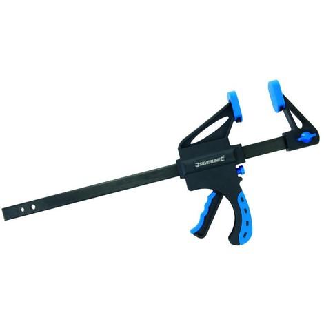 Serre-joint à serrage rapide usage intensif L. 300 mm