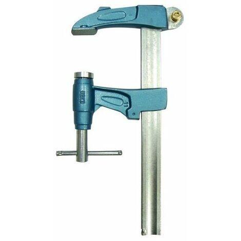 Serre-joint de masse poursoudeurs 4003-s -35x8- 25 cm