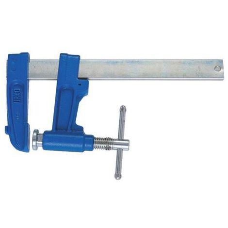 Serre-joint de menuiserie de pompe, serrage 200mm, rail 30x8mm