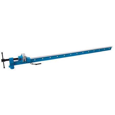 Serre-joint dormant profilé T en L. 1200 mm - 613111 - Silverline - -