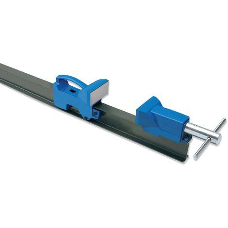Serre joint dormant URKO - IPN I 80x42mm - Serrage 1500mm - 875