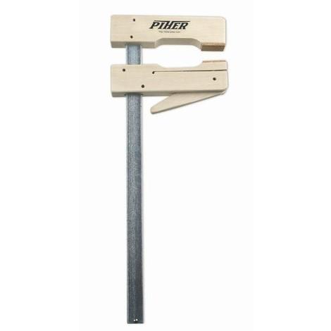 Serre-joint en bois PIHER 25020-25030-25040-25060-25070-25080-25100-25120